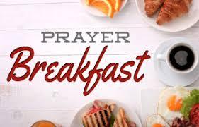 Men & Boys Prayer Breakfast @ Stansel BC
